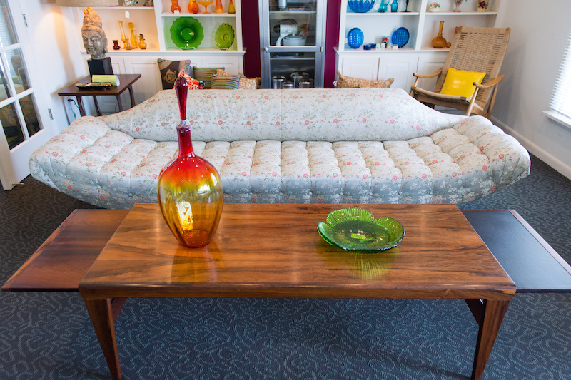 Repurposed Modern: A Mid Century Modern Treasure Chest Right Here in Louisville