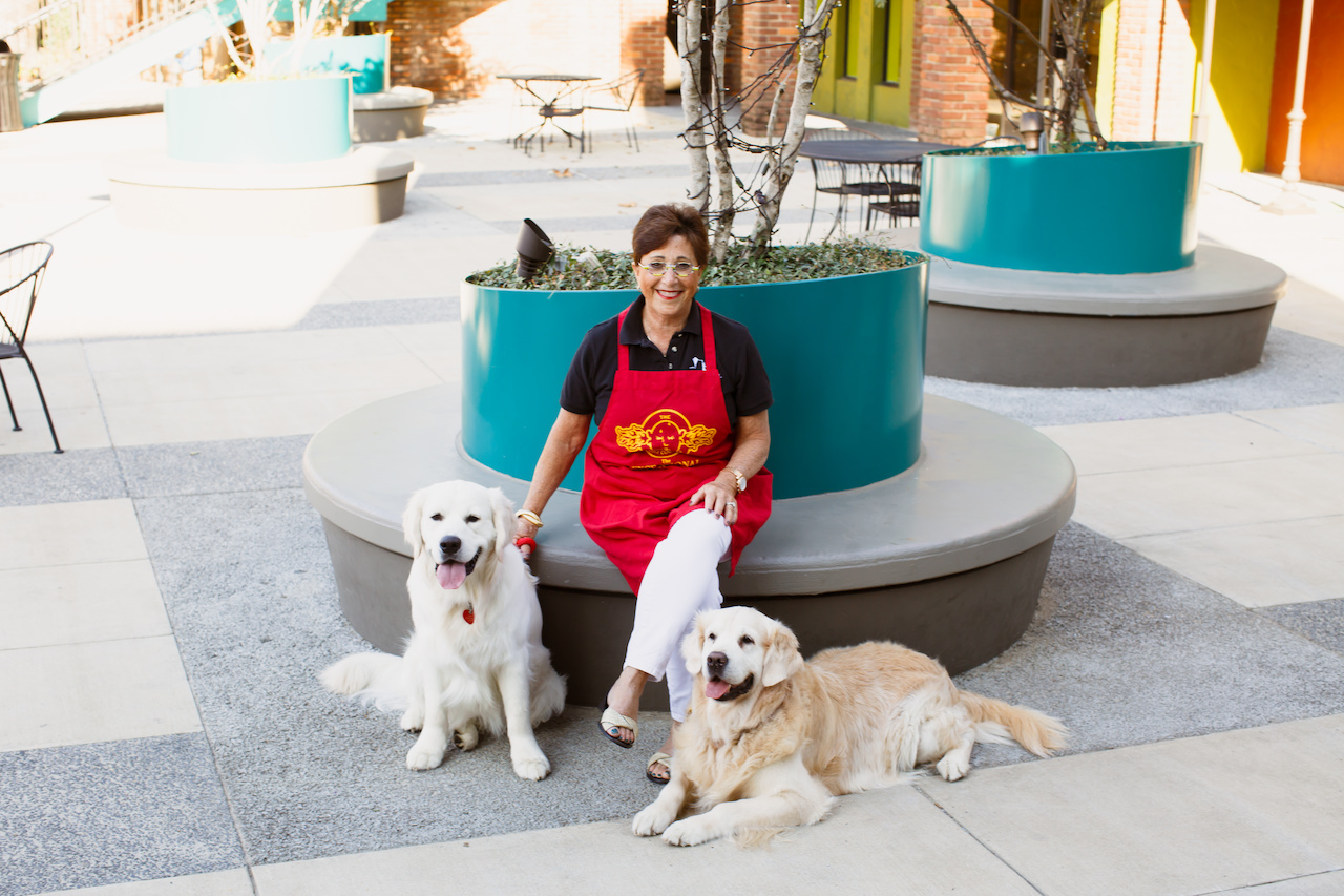 "Therapy dog advocate Jo Anne Fusco's advice to others: ""Work hard and dream big!"""