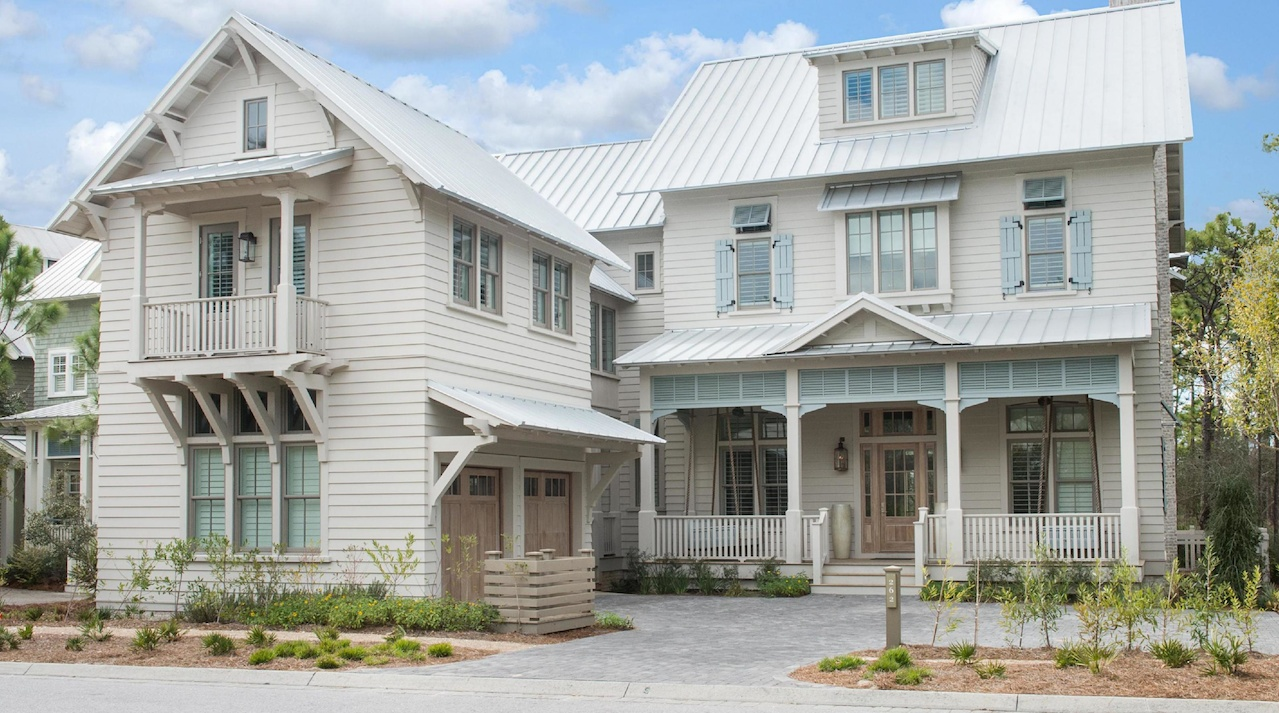 Swoon check out these 2 gorgeous beach houses