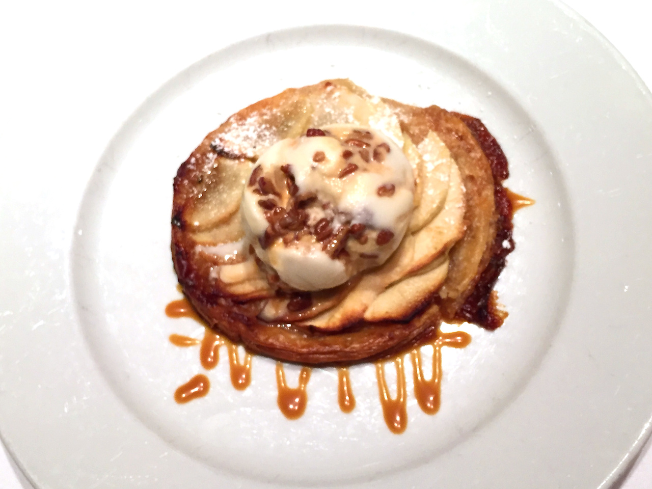styleblueprint atlanta F&B apple tart