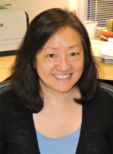 Caren Chang, professor of cell and molecular biology at UMD. Photo courtesy Caren Chang.