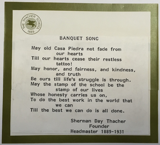 Banquet Song - CdePedia