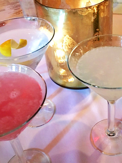 Ciao Bella does martinis right!