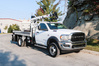 Load King Voyager P (6000) ServiceTruck+Crane on 2019 Dodge Ram 5500 4x4