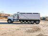 2020 Peterbilt 389 12x4 Kruz Inc Ravens 20' Aluminum Plate Side Dump Truck