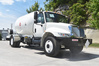 Trinity Containers 3000/80 Bulk Propane Delivery on 2005 International 4300 4x2