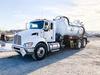 2020 Kenworth T370 6x4 CUSCO Industrial Vac 500E Hydrovac Truck