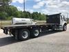 2014 Freightliner M2106 6x4 Flatbed + Hoist