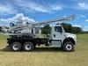 Terex 330.20 Pressure Digger on 2016 Freightliner M2106 6x6