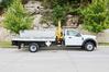 Hyva HB80 X E3 ServiceTruck+Crane on 2020 Ford F550 4x4