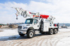 Terex General 65 Digger Derrick on 2020 Freightliner M2106 6x6