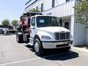 2018 Freightliner M2106 4x2 RING-O-MATIC 350 HCFM Skid Hydrovac Truck