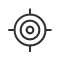 Targeted personalization campaign icon