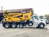 Spiradrill MHD-XL 70 Pressure Digger on 2020 Peterbilt 567 8x4
