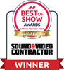 Spring 2020 Sound & Video Contractor Best of Show Winner