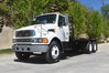 2002 Sterling Acterra 6x4 Flatbed Truck