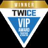TWICE VIP 2020 Winner