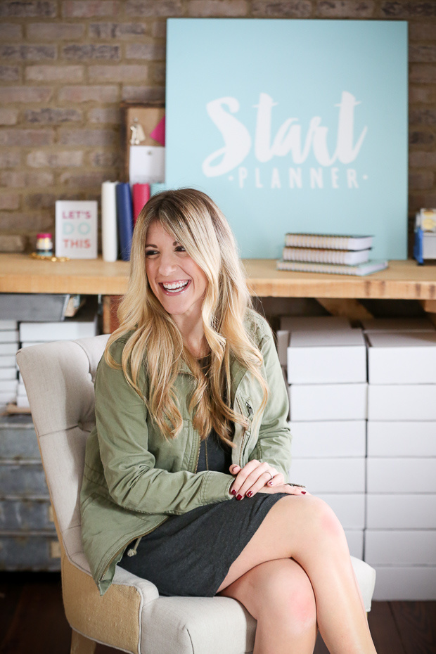 Kristy Dickerson, co-founder and CEO of STARTplanner