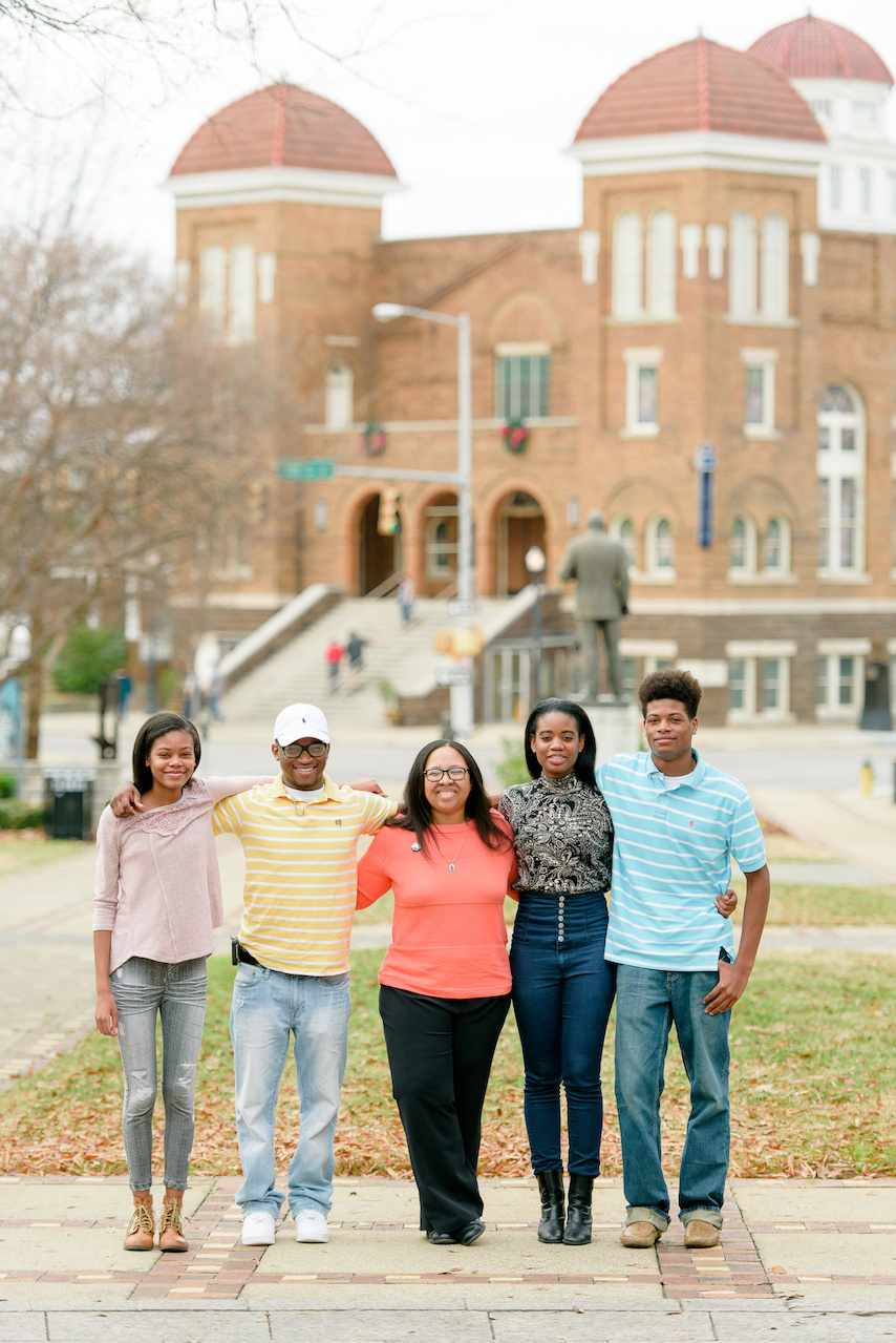 """A parent was telling me recently she was getting ready to drop her son off to college, and three years ago, we weren't sure if he was going to get through high school. That's rewarding,"" says T. Marie."