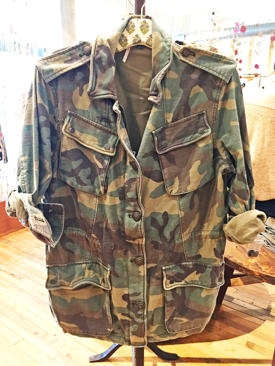 Styleblueprint atlanta september finds fatigue jacket