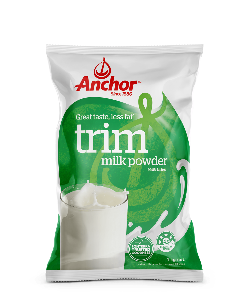 Anchor Instant Skim Milk powder 1kg pack