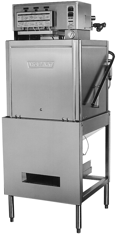 Low Temp Chemical Dishwasher Door Type Dishwashers