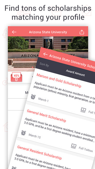Set your college-bound kid up to succeed with the Schoold app.