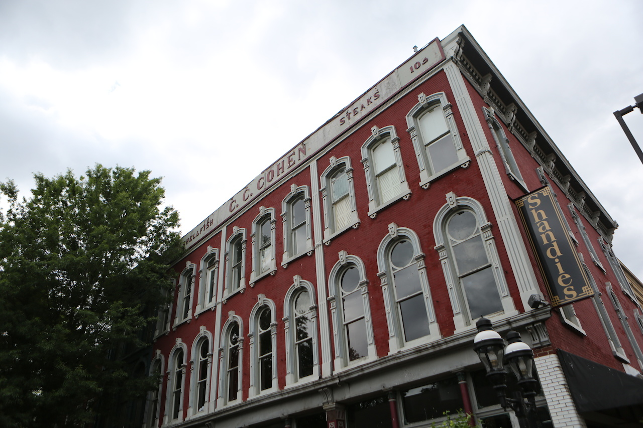 The architecture of Paducah's historic buildings is something to behold.
