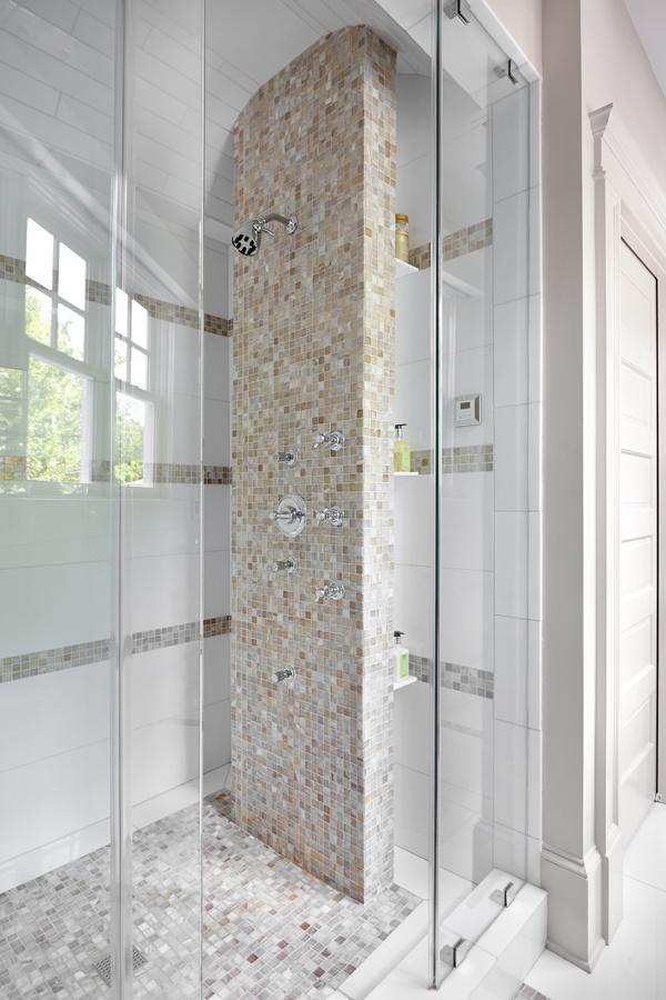 Glitzy atlanta bathroom