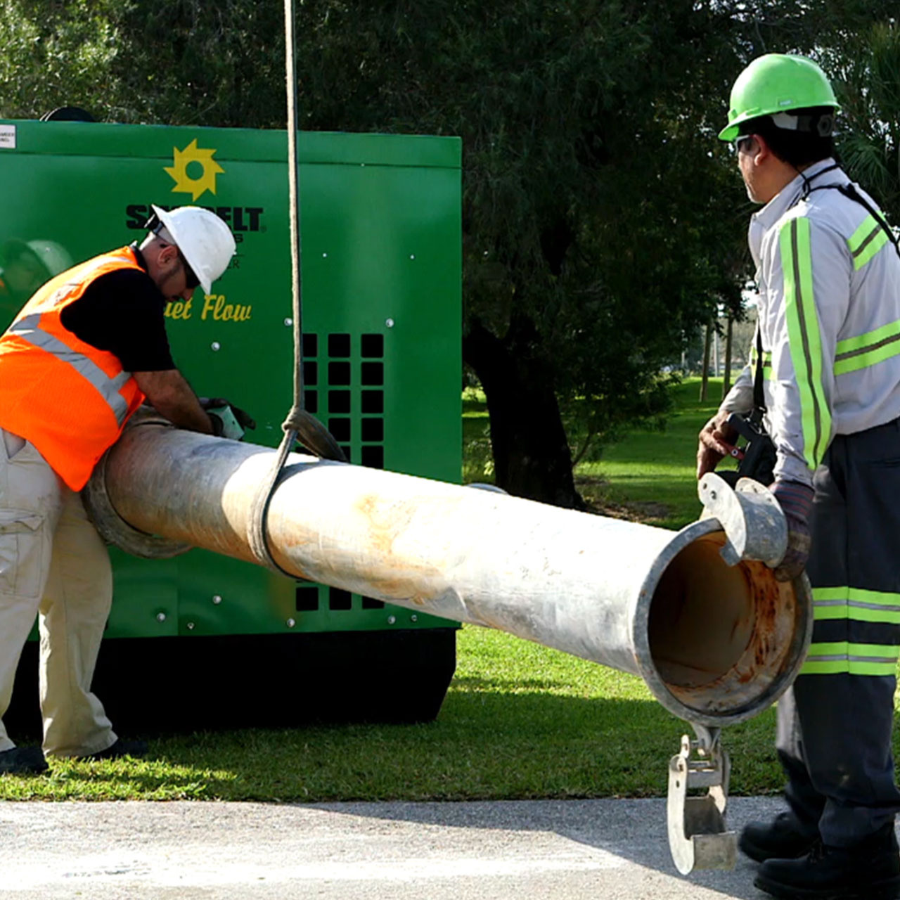 Sunbelt Rentals Pumping Solutions