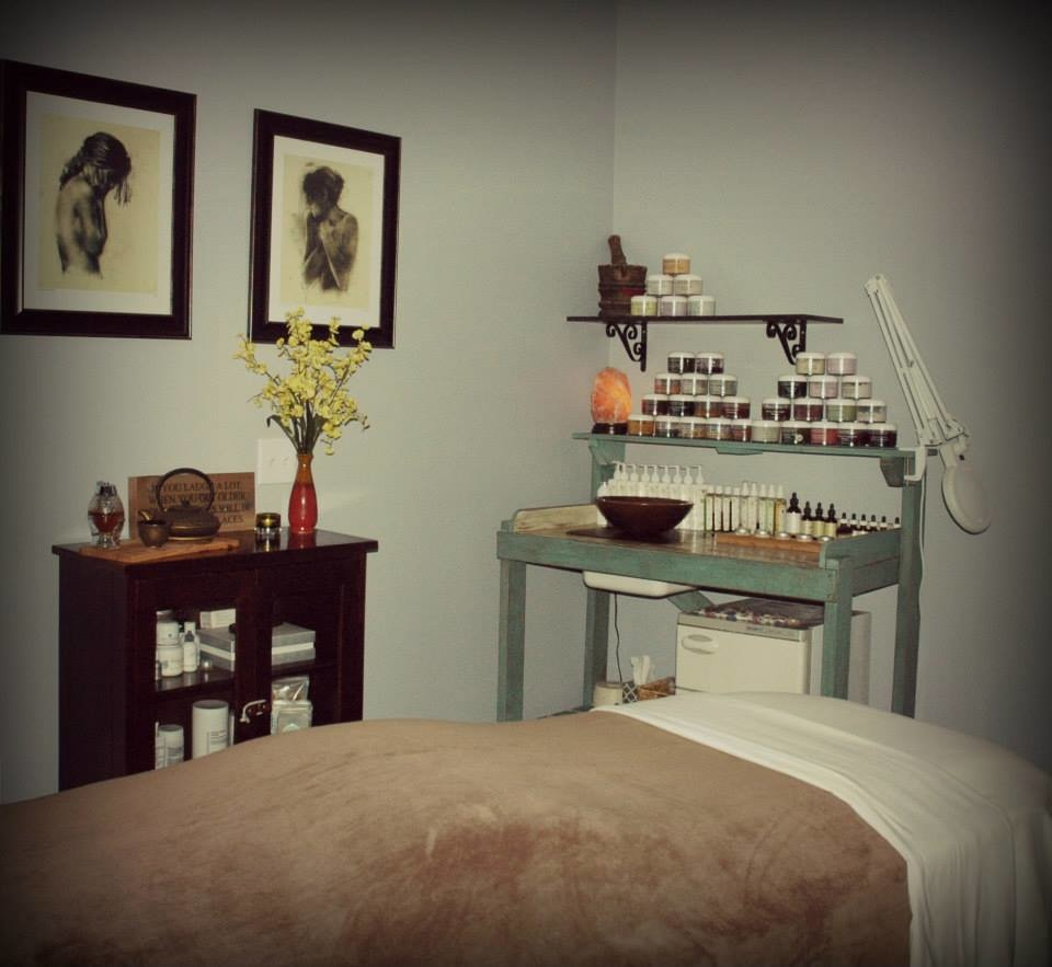 A treatment room at Nature's Wellness Spa | Image: Nature's Wellness