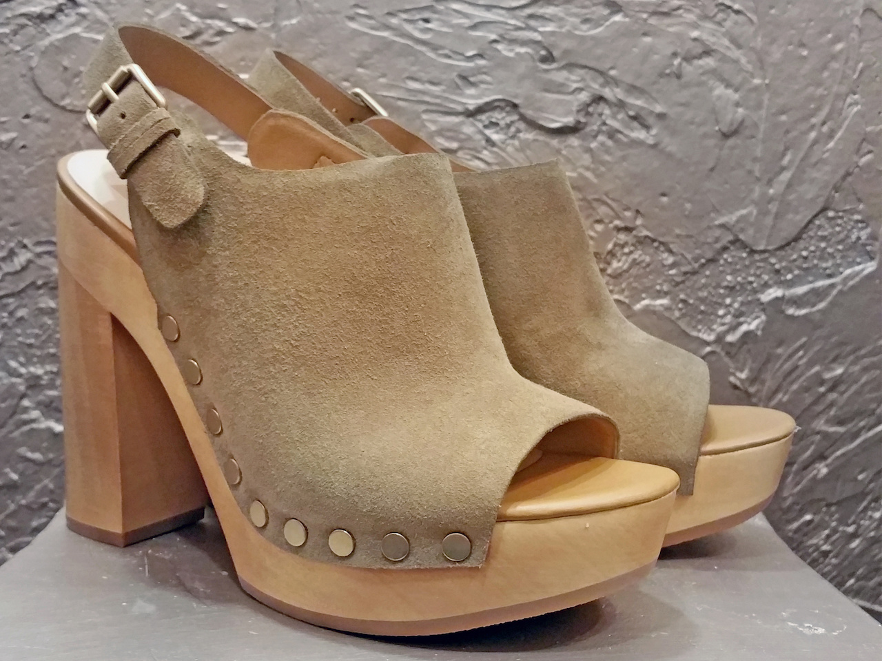 "Dolce Vita ""Sadey"" heel, $179, at Mia Moda Boutique"