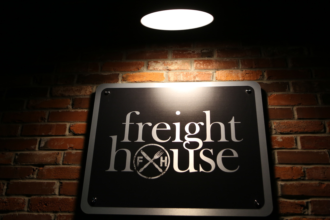 Freight House is Paducah's first and only farm-to-table restaurant, and it's owned by Chef Sarah Bradley.