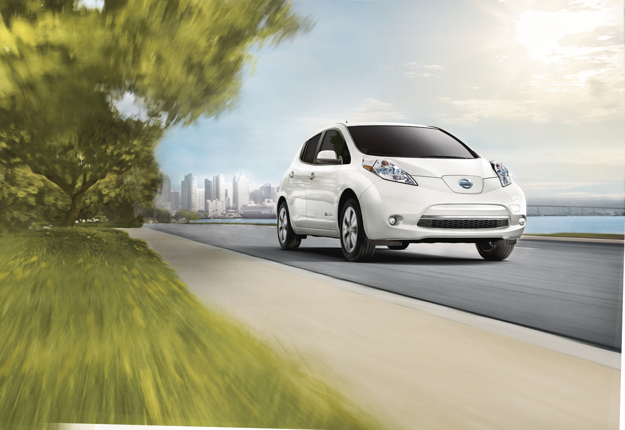 Used Electric Vehicles and Nissan Leaf in Raleigh