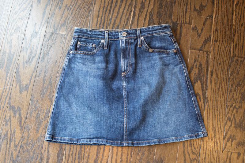 The Denim Skirt: Your Summer Wardrobe Staple