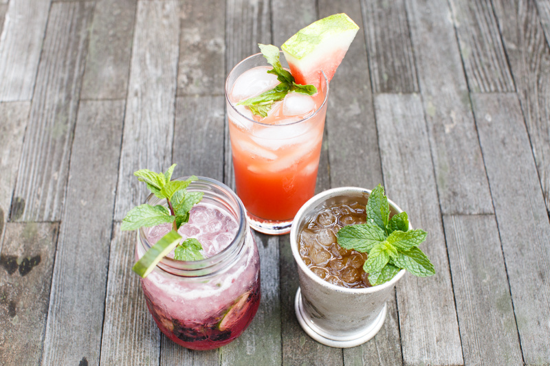 Three easy summer sippers!