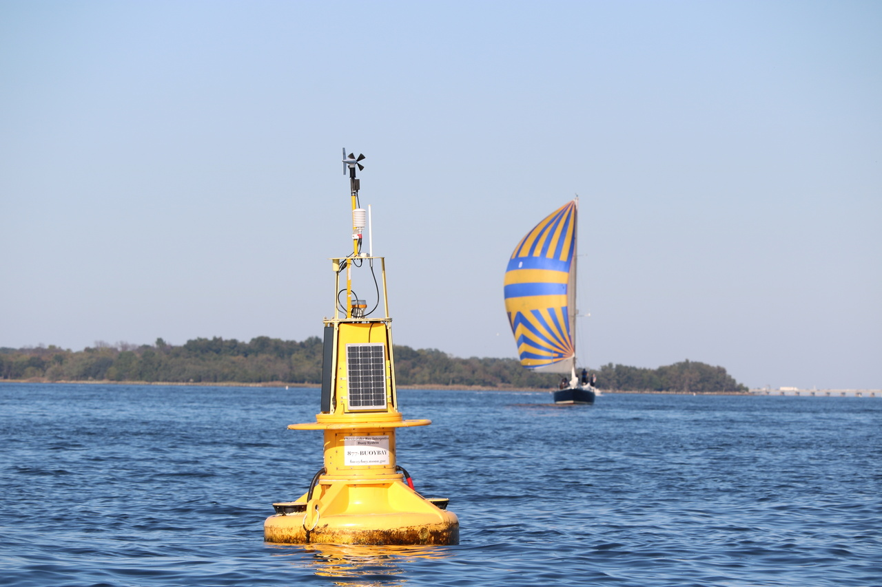 NOAA Buoys Help Fishermen Strategize in Real Time | NOAA