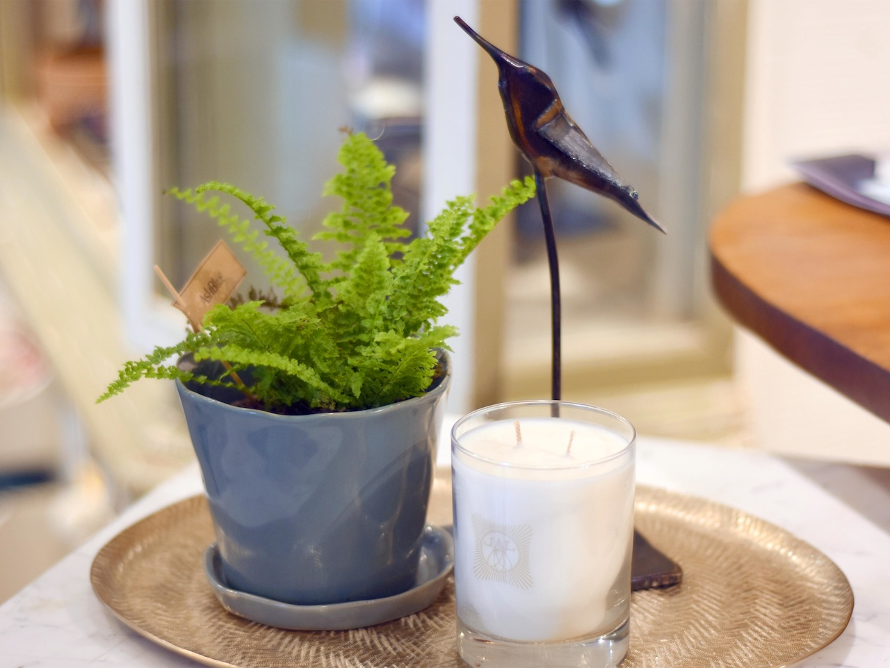 Freshen your coffee table with these local finds!