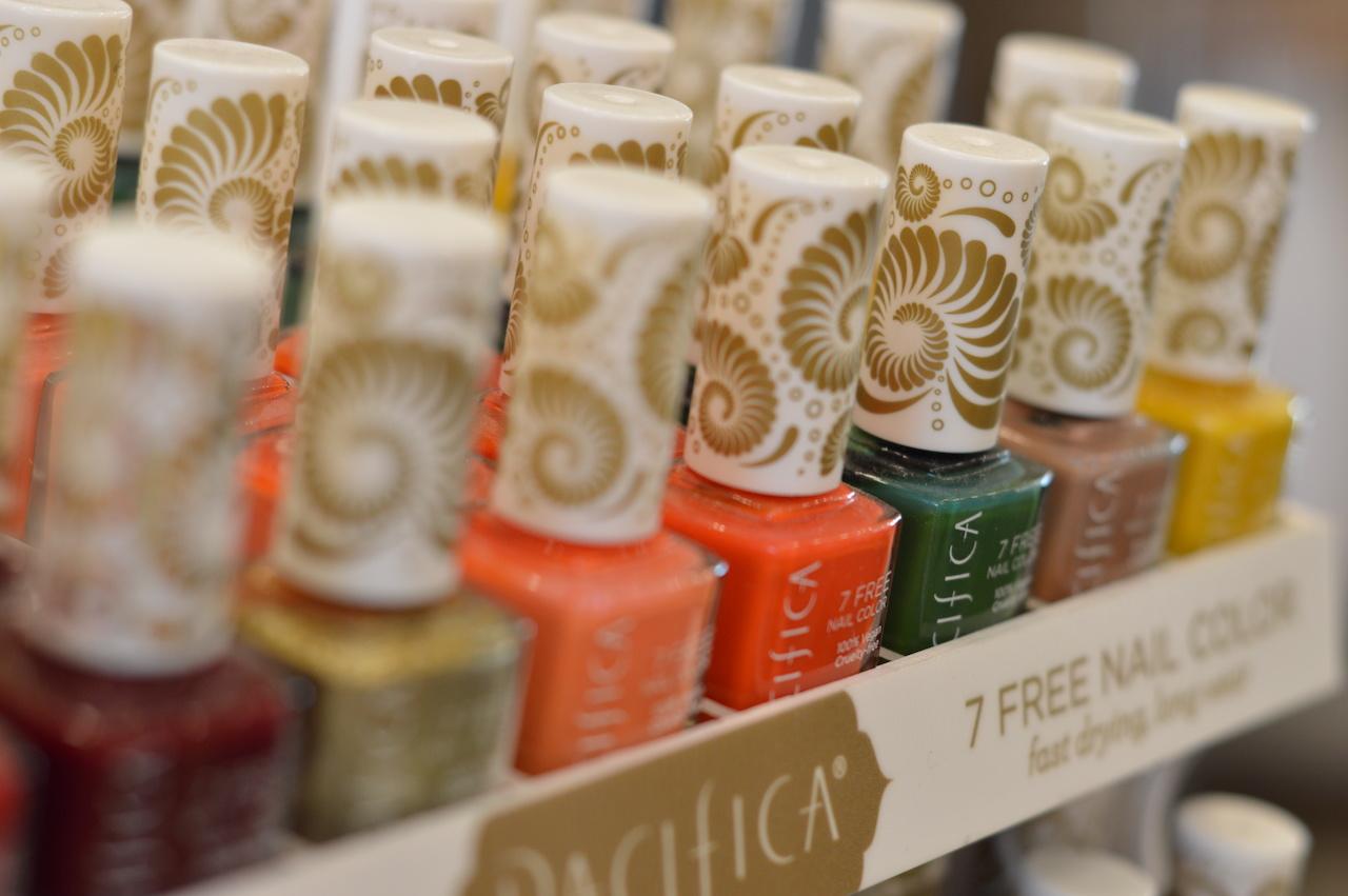 Pacifica Nail Polish $8.99 at Ivory Closet