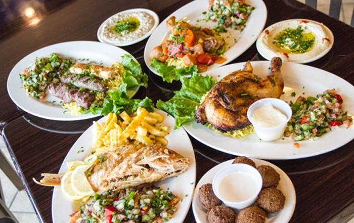 Pita Places in Atlanta — Ameer's Mediterranean Grill