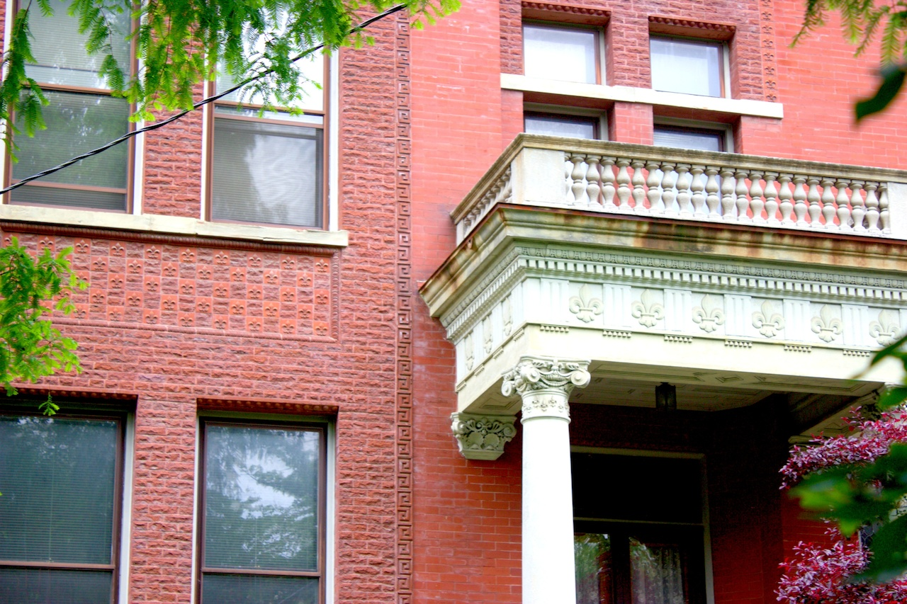 walking tour Old Louisville