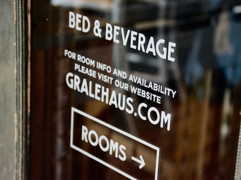 Gralehaus Bed & Beverage
