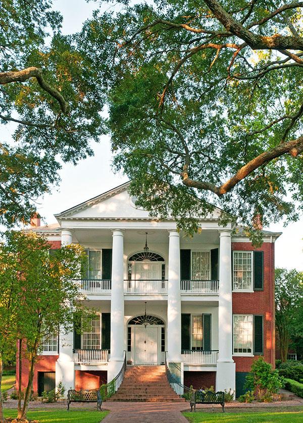 Superb Rosalie Mansion Southern Design Styleblueprint Part 31