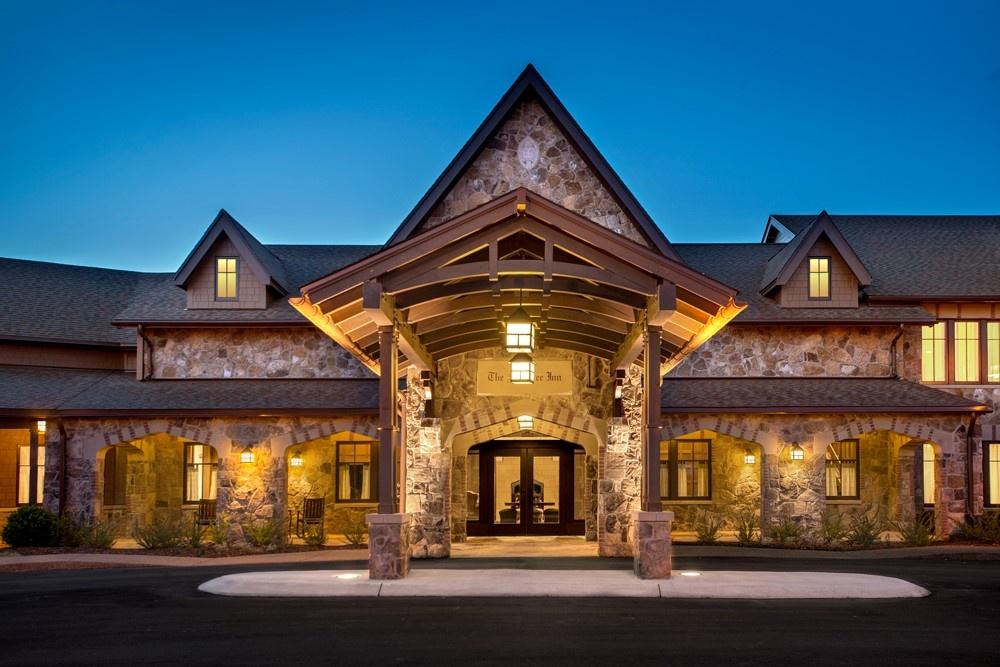 The Sewanee Inn is worth a visit