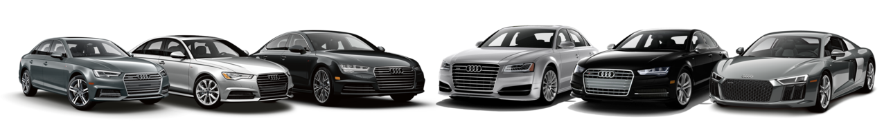 Used Audi Luxury Vehicles in Raleigh