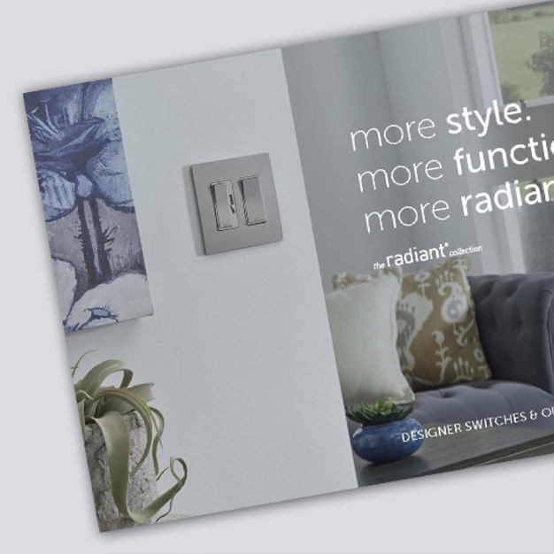 radiant collection 2020 brochure cover
