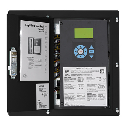 Lighting control stand-alone panel