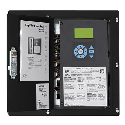Lighting control stand-alone panel