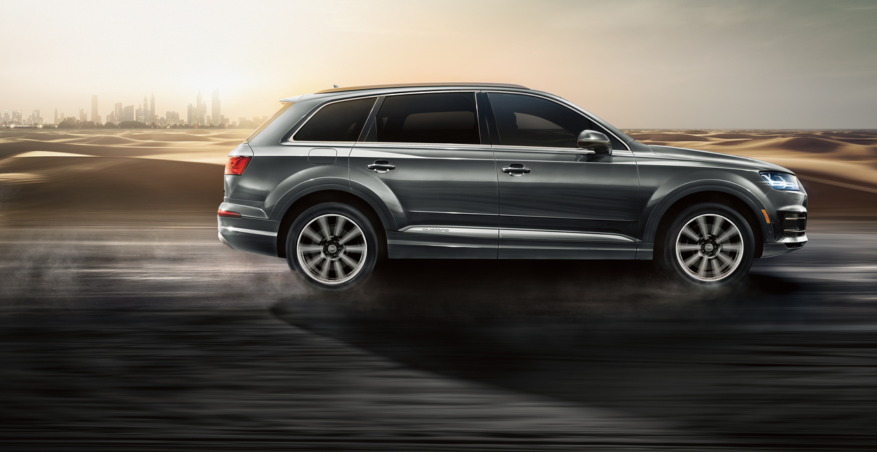 New Audi Q7 in Lexington