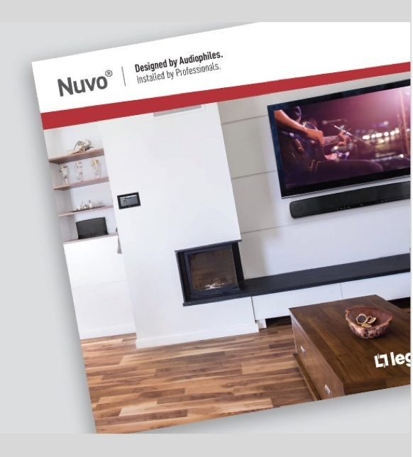 Nuvo speakers brochure download